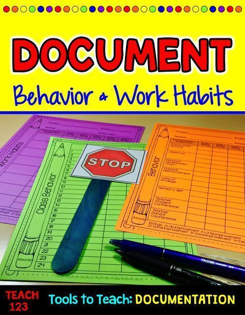 Behavior Management Love the stoplight behavior chart as I use a stoplight visual for my kids. paid