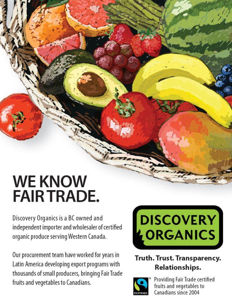 Fair trade fair trade organic produce organic