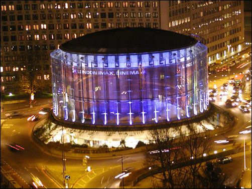 See A Film At The Imax London Attractions London Dreams Imax