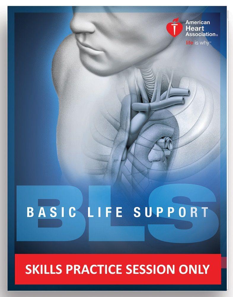 BLS Provider CPR (Skills ONLY) American Heart Association