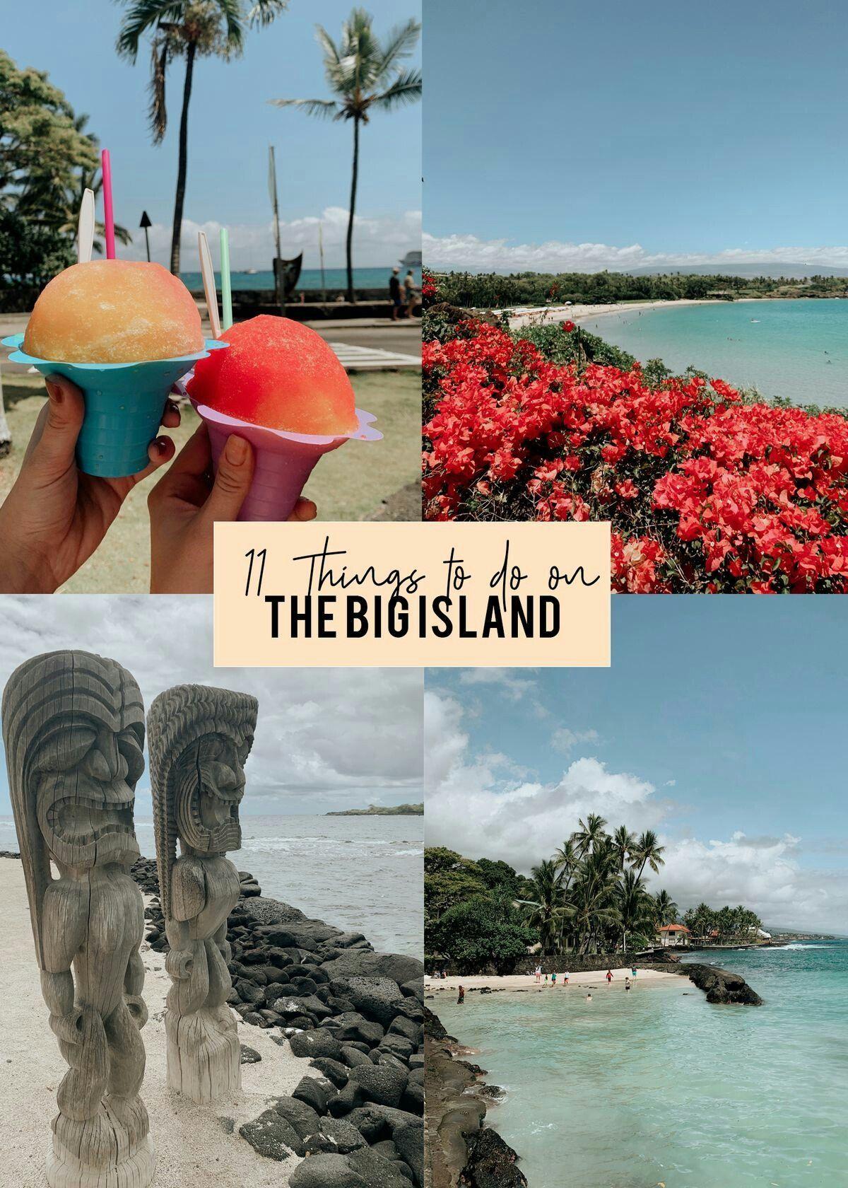 big island hawaii vacation travel tips