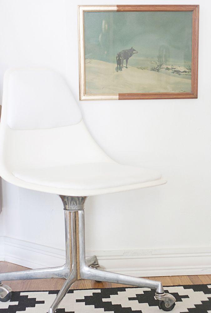 milowcostblog: inspiración: cuadros (re)pintados | Home & Deco ...