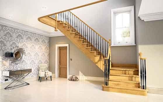 Escaleras interiores decoraci n pinterest - Escaleras de interior modernas ...