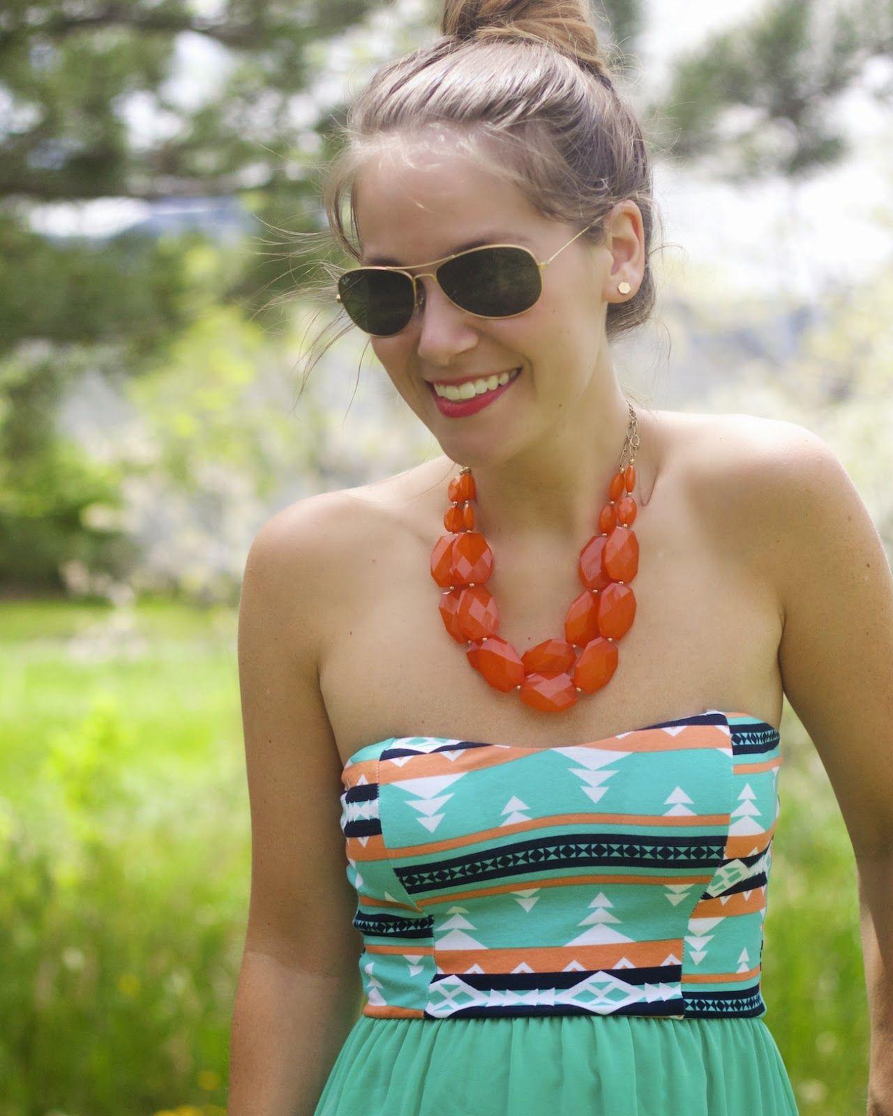 Oh Sweet Joy // Desert Doll Maxi Dress from shopriffraff.com!