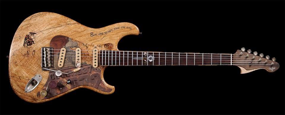Crow Hill Guitars