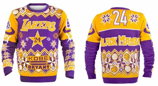 The perfect holiday gift for ugly-sweater-loving NBA fans
