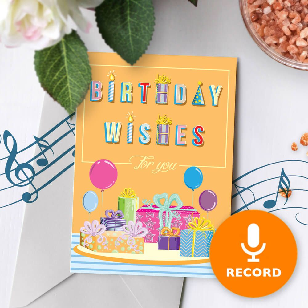 Birthday Wishesmusical Greeting Card 5x7 Inch Bigdawgs Birthday Wishes Greeting Cards Singing Birthday Cards Personalized Birthday Cards