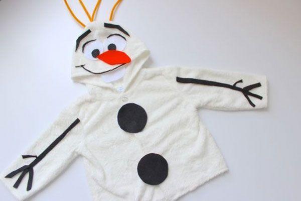 Disfraces caseros f ciles y r pidos para beb s disfraces - Disfraces infantiles navidad ...