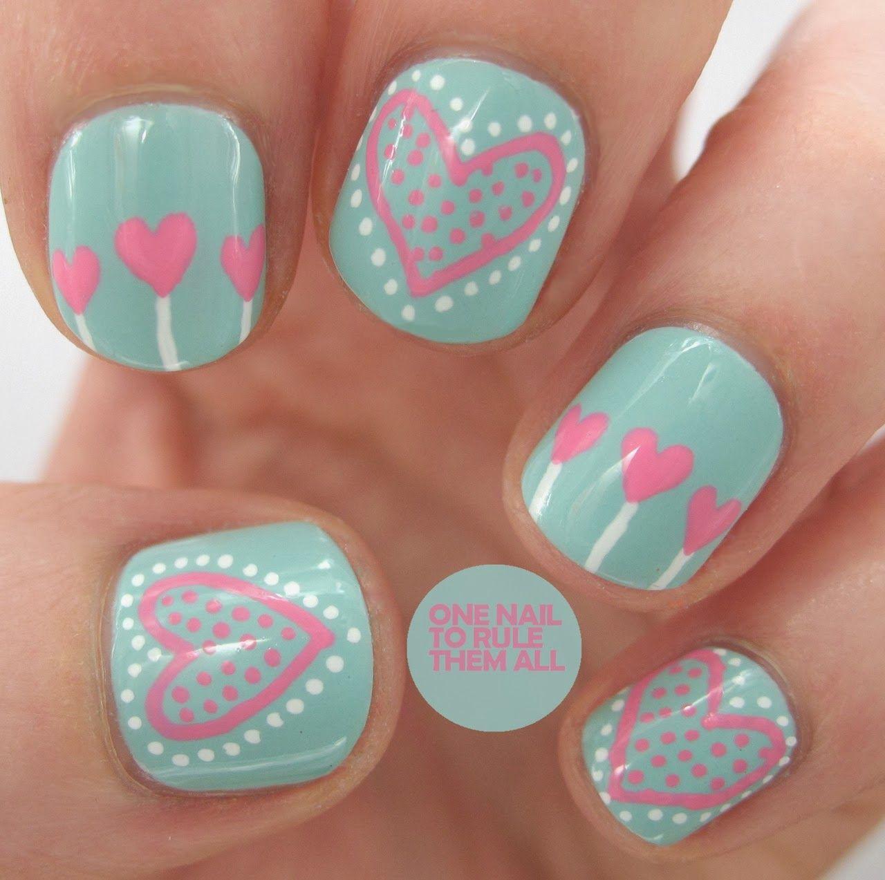 The Cute Simple Nail Designs Cute Nail Design Ideas Nail Art ...
