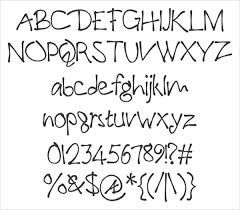 Image Result For Fun Fonts To Draw