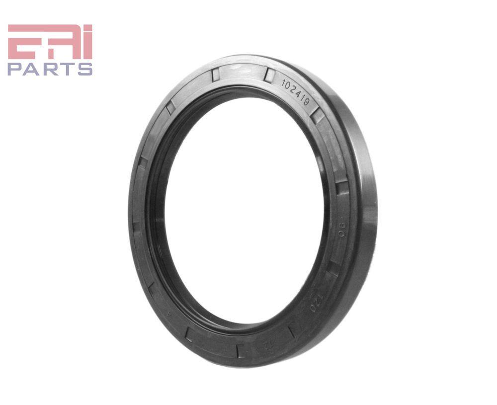 EAI Double Lip w// Spring Oil Seal 20X28X7 TC Metal Case w// NBR Coating