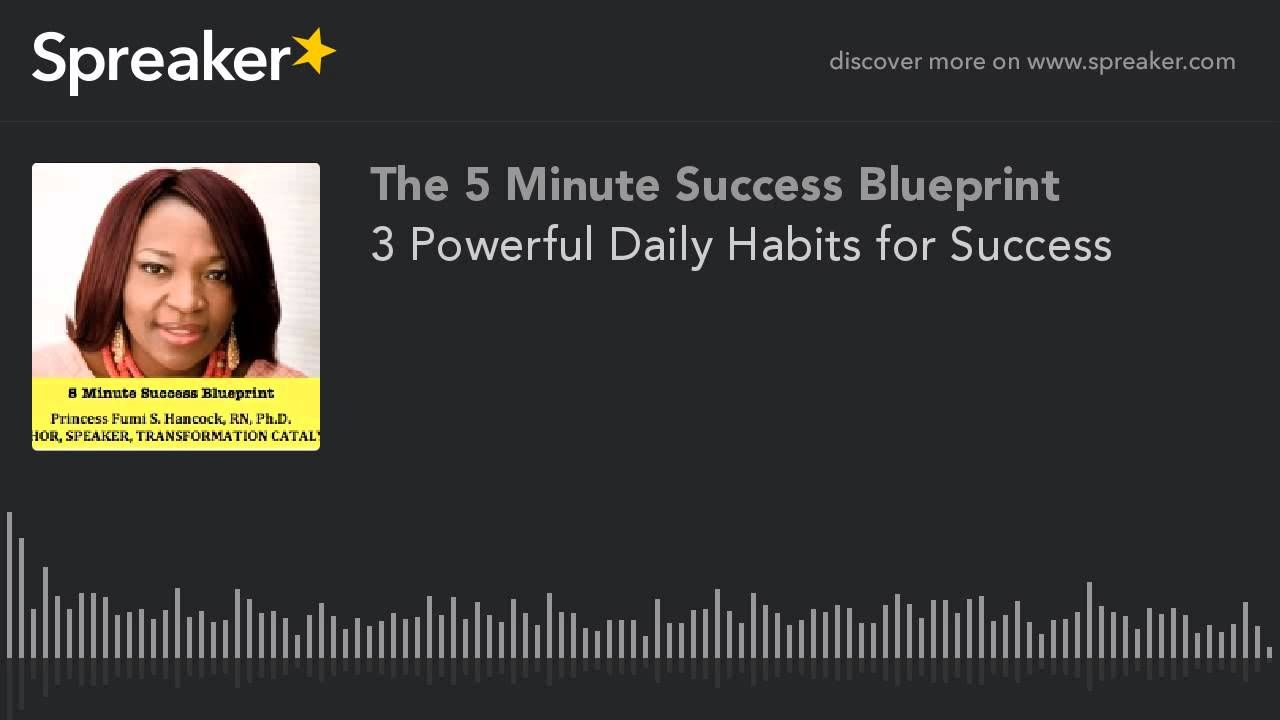 Episode 3 3 powerful daily habits the rich successful cultivate episode 3 3 powerful daily habits the rich successful cultivate to re malvernweather Image collections
