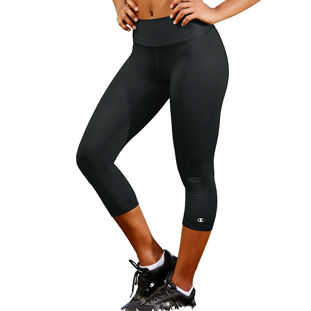 f33559db06 Champion Women's Absolute Capris With SmoothTec™ Band | Products ...