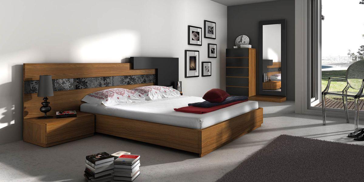 Dormitorio 11 dormitorio modular de 286 cm de ancho - Muebles casal valencia ...