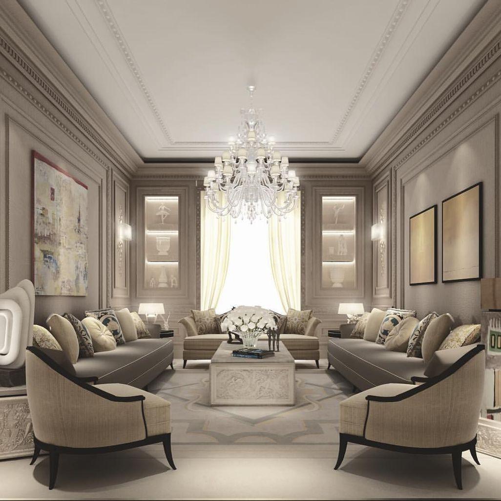 Luxury Classic Living Rooms: 46 Luxury And Elegant Living Room Design