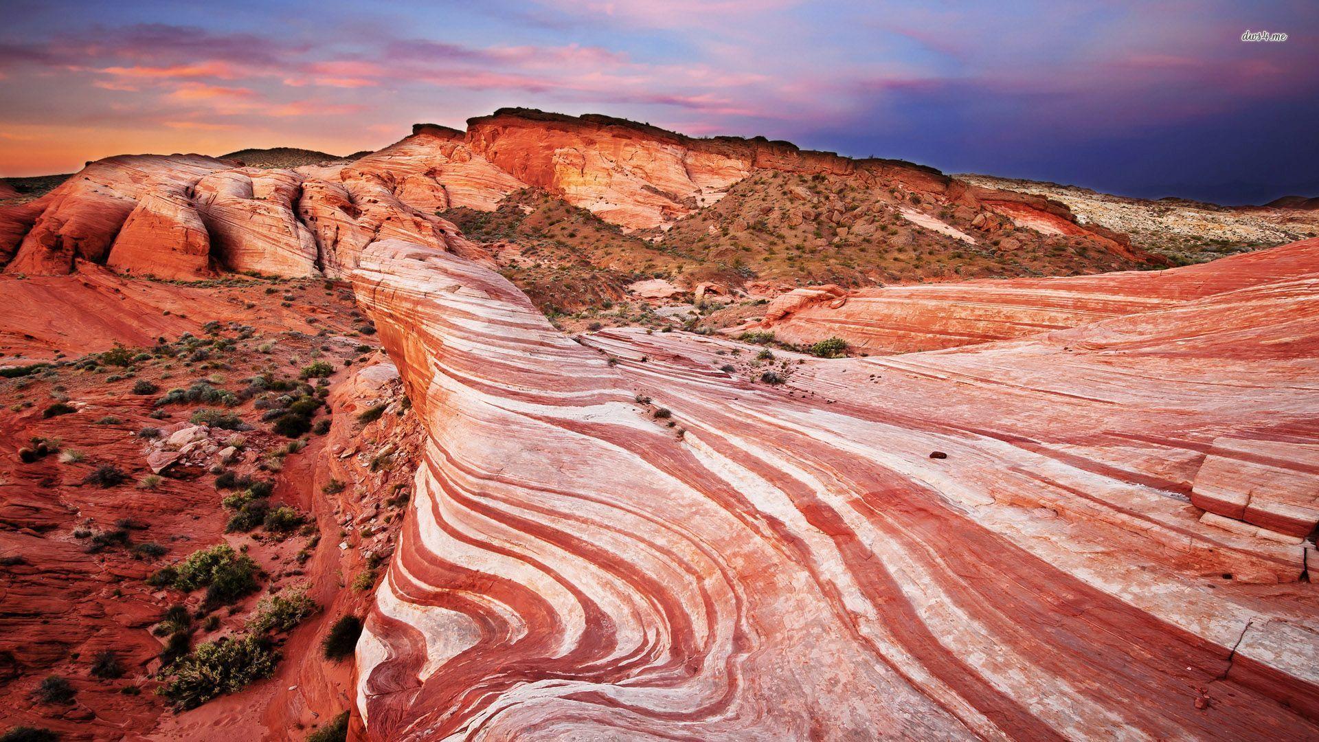 Valley of Fire aux Etats Unis