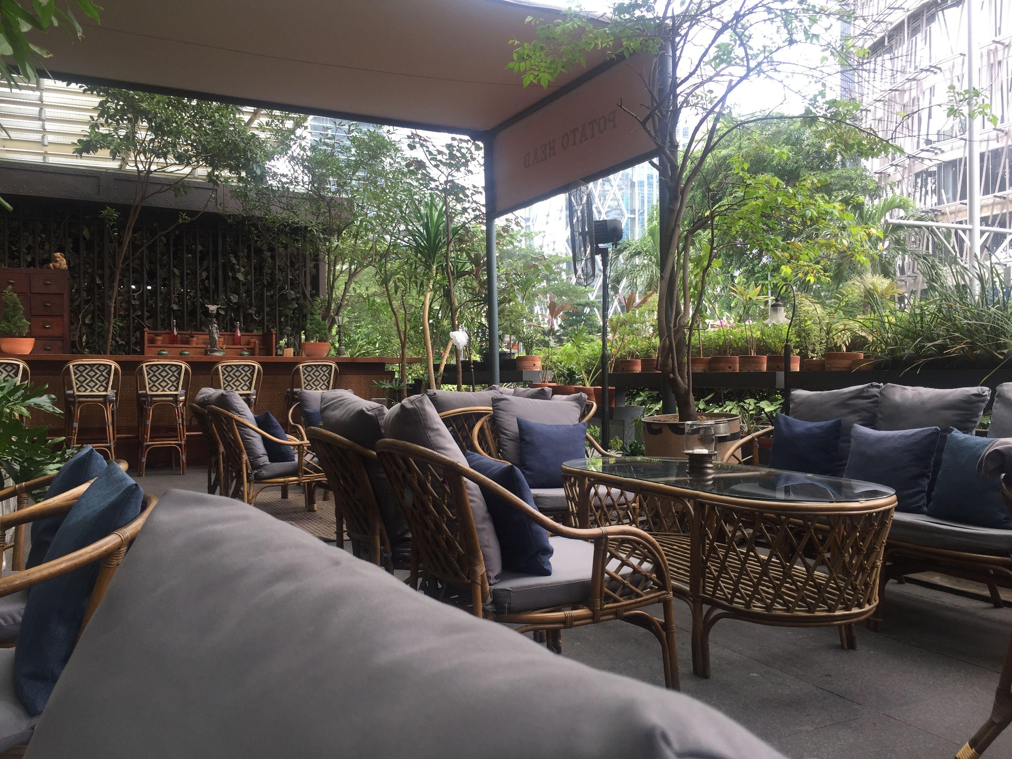 Potatoes Head Cafe Pasific Place Jakarta Selatan