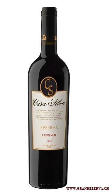Carmenere Casa Silva Chile Chile Wine Wine Drinks Wines