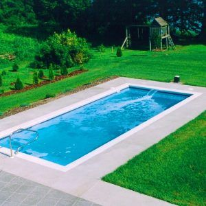 Standard Size Of Small Swimming Pool