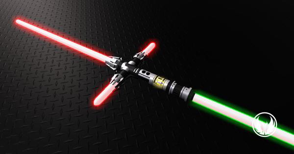 Rift Blade Lightsaber Build Your Own Lightsaber Sabre