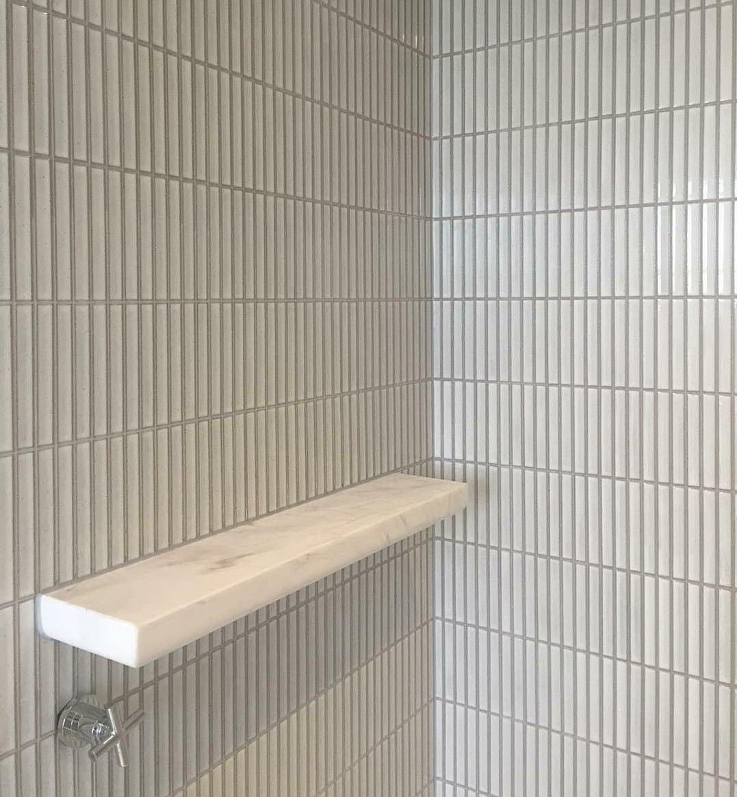 INAX yuki border tiles | salle de bain | Pinterest | Border tiles ...