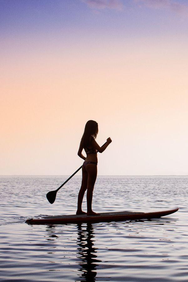 Abnehmen mit Stand Up Paddling: Das sind die besten SUP Boards