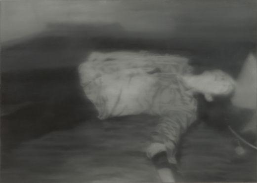 Uomo ucciso a colpi di pistola II [669-2] » Opere » Gerhard Richter
