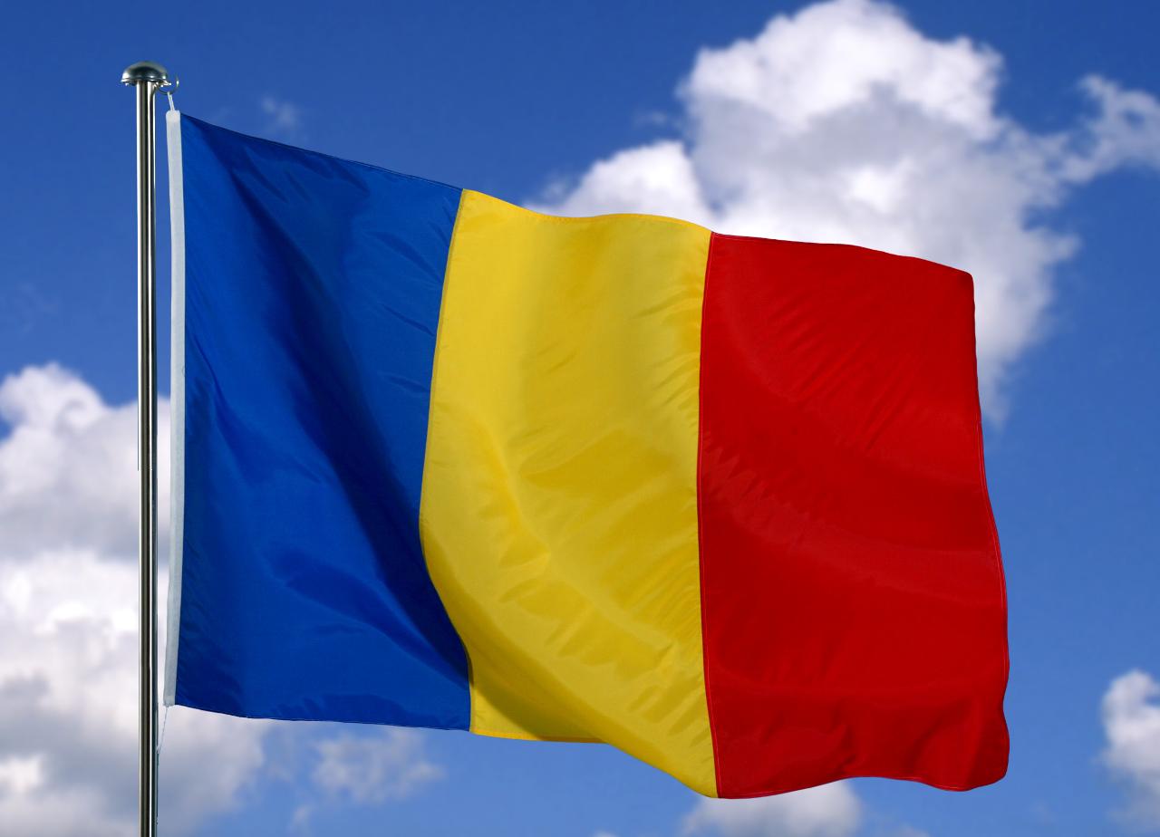 Proud To Be Romanian Romanian Flag Romania Flag Romania