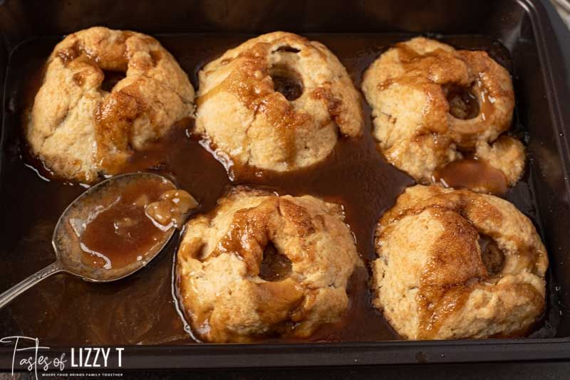 Old Fashioned Amish Apple Dumplings Amish Apple Du