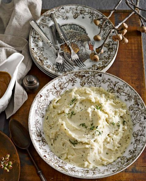 Deluxe Mashed Potatoes with Rosemary and Thyme | Williams-Sonoma