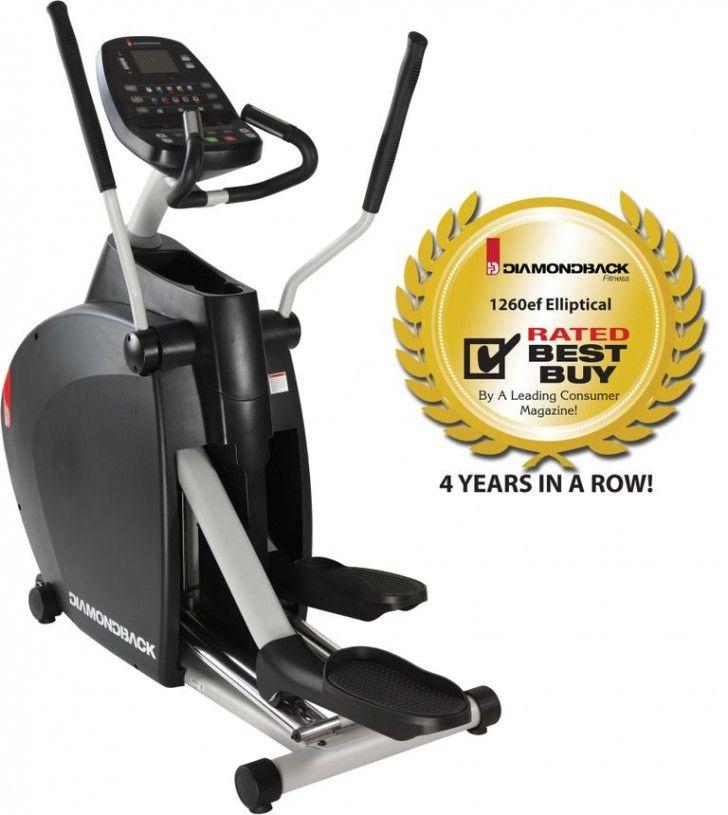 Ellipticals Crosstrainer Diamondback Fitness 1260ef