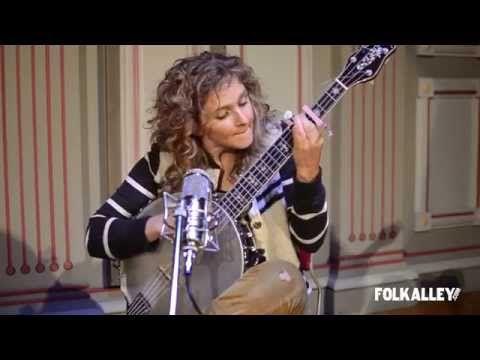 ▷ Folk Alley Sessions: Béla Fleck & Abigail Washburn