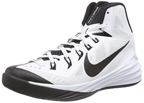timeless design 2996f 11303 Nike Hyperdunk 2014, Herren Basketballschuhe, Weiß (White Black 100), 42.5