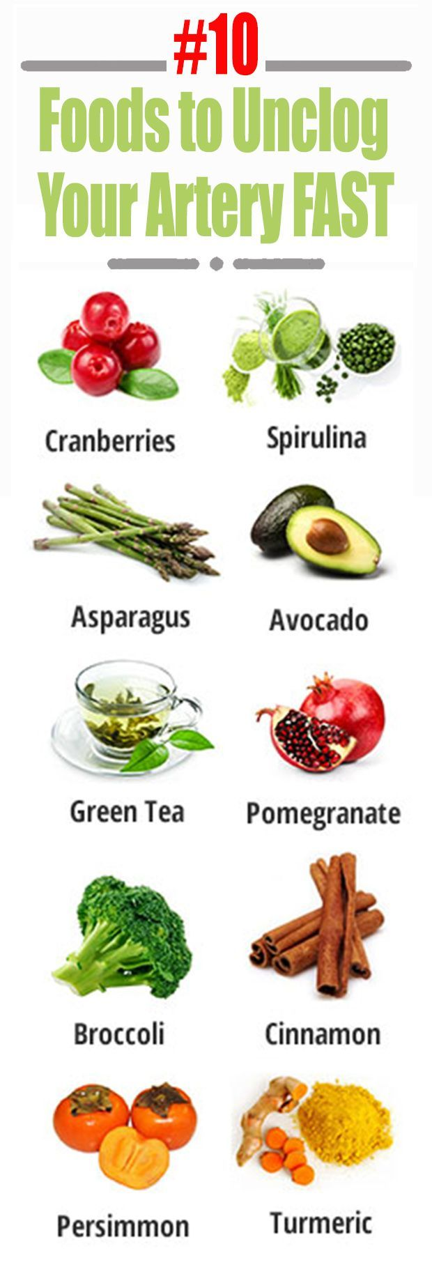 Top 10 Foods To Unclog Your Artery Fast Healthy Society Unclog Artery Artery Cleansing Fo Holistic Health Remedies Natural Health Remedies Cleanse Recipes