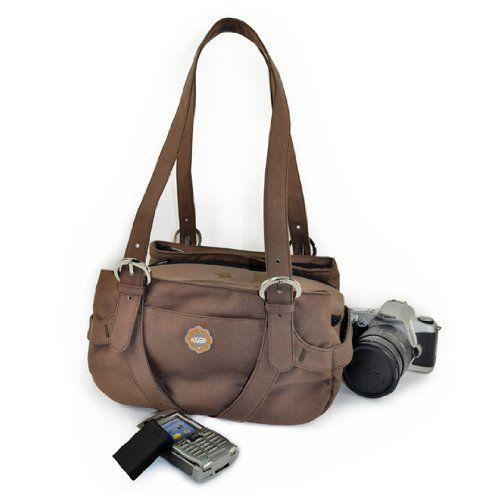 DLSR Camera Bag for Women by Hugger, http://www.amazon.com/dp/B0053FEPAS/ref=cm_sw_r_pi_dp_a-L.rb1K2ZBTB