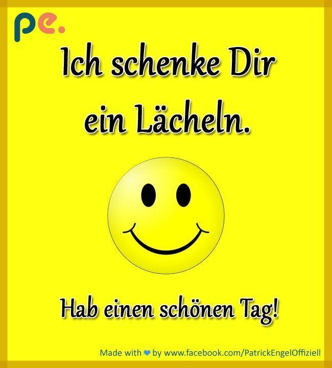 #schönen #lacheln #schenke #lcheln #schnen #einen #ich #