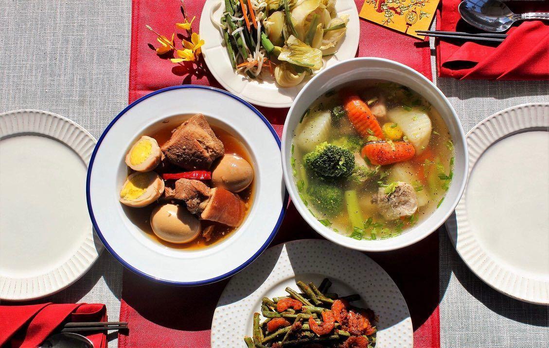Essential foods for Vietnamese Tet / Lunar New Year 1