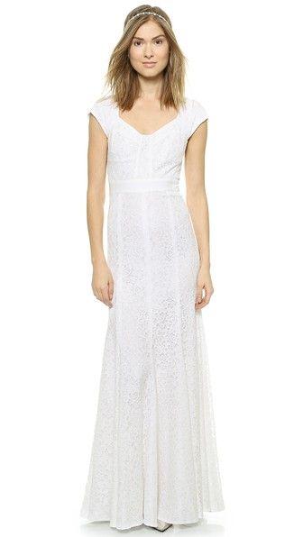 Diane von furstenberg maui maxi dress