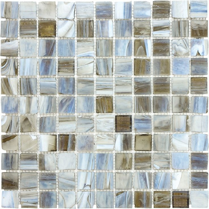 Atlantis Blend Glass Mosaic - Clearance Sale $4.98 sq.ft | Tile ...
