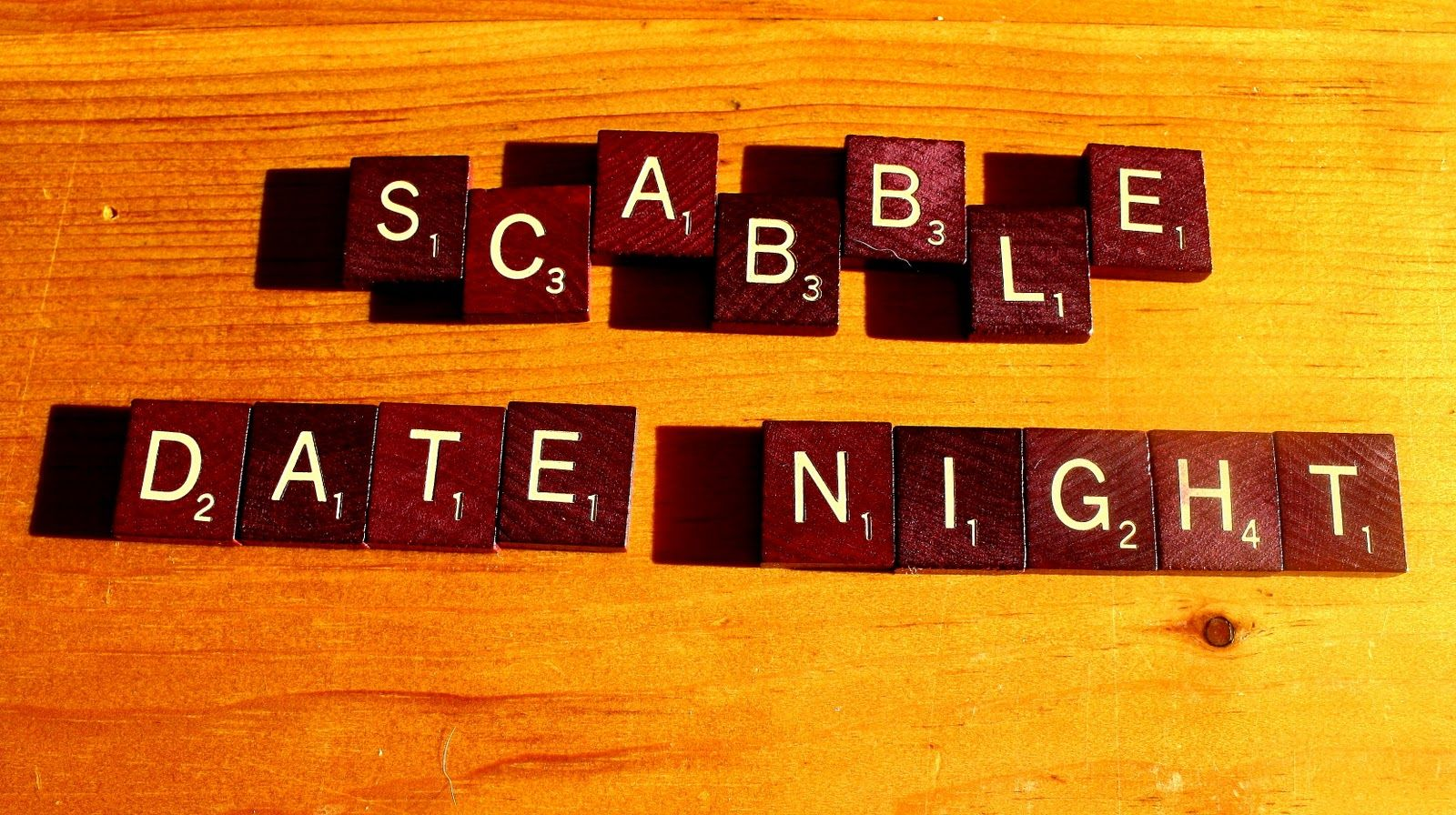 Dating Scrabble