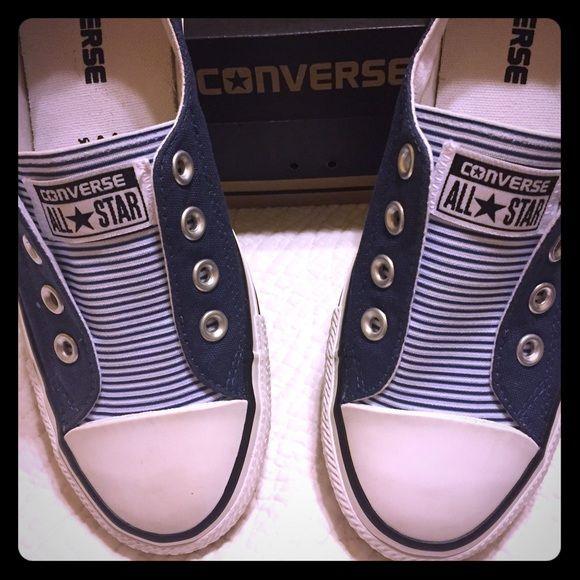 NIB Slip on Chucks   All The Converse    Converse Pinterest   Converse scarpe   450b21