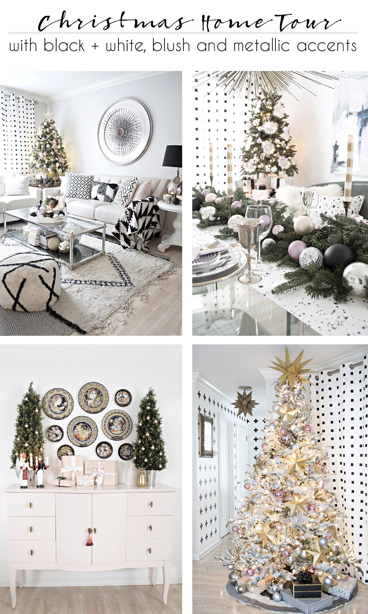 Better Homes and Gardens Christmas Ideas Home Tour | Pinterest ...