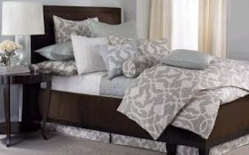 Gray Master Bedroom Makeover