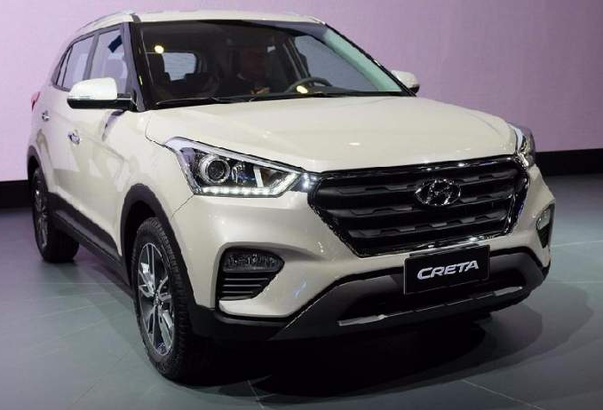 car pictures review: hyundai creta new model 2020