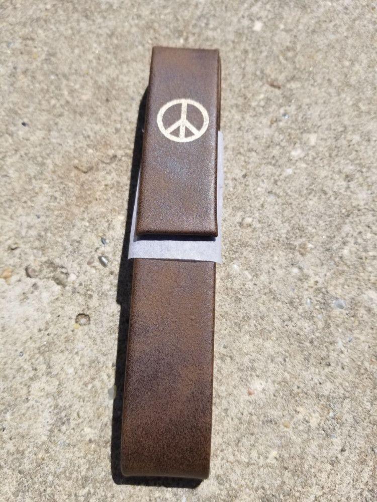 Hard single pen case