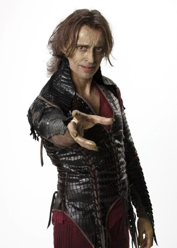 Rumpelstiltskin From Ouat Updating Jacket And Boots With Leather