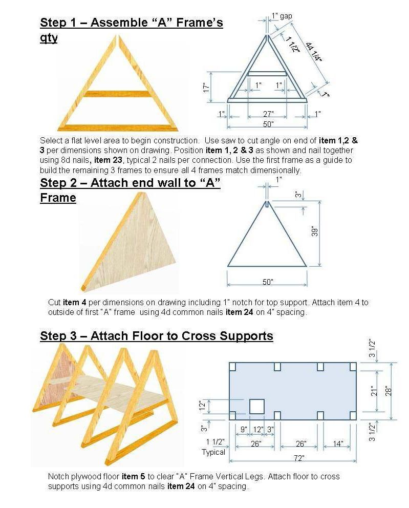 plans for the a frame chicken coop above and other chicken coopget more