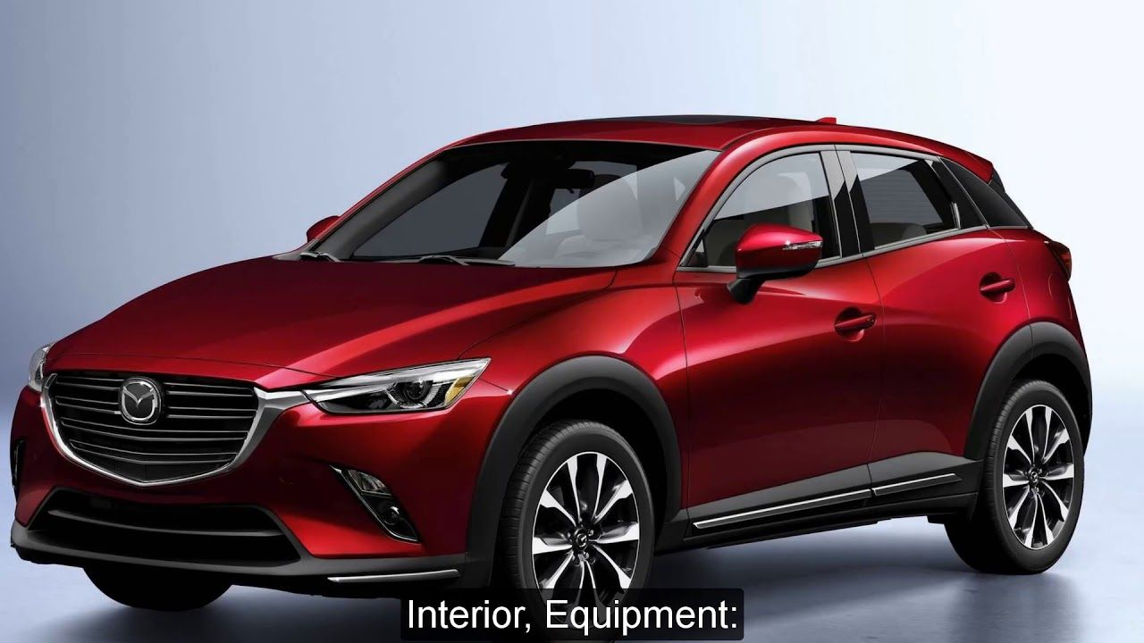 SMOOTHER PERFORMANCE Review 2019 Mazda CX3 [Lastest News
