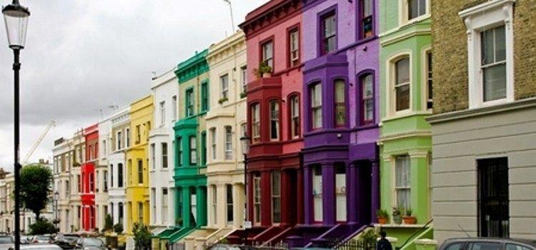 feng shui casas colores
