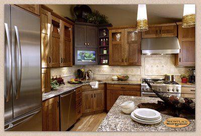 L Shaped Kitchen Kitchen Remodel Small Corner Sink Kitchen